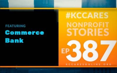 Commerce Bank and Band of Angels Joins KC Cares