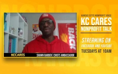 Chiefs Ambassador Shawn Barber Discusses Sports and Community