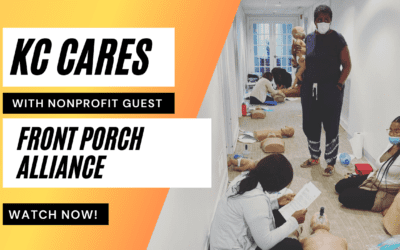Front Porch Alliance Talks Childhood Education