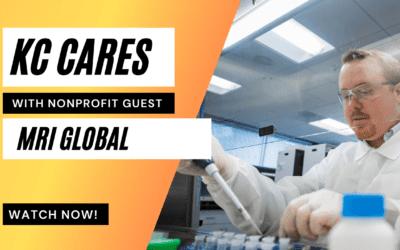 MRI Global Discusses Nonprofit Efforts in Kansas City Community